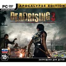 Dead Rising 3 Apocalypse Edit. (Steam key) CIS