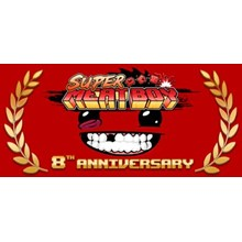 💳Super Meat Boy|NEW|account|0%COMMISSION|EPIC GAMES
