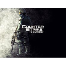 Counter-Strike: Source - account registered in 2005