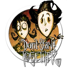 Dont Starve Together (2 in 1) - Steam Gift (Row)