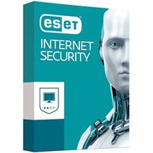 ESET NOD32 INTERNET SECURITY - 5 dev 1 year