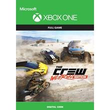 CODE🔑KEY|XBOX SERIES | The Crew® Wild Run Edition
