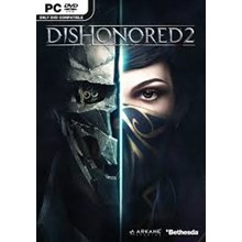 Dishonored 2 💳NO COMMISSION / STEAM KEY