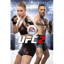 EA SPORTS™ UFC® 2   Xbox ONE   RENT
