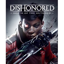 Dishonored: Death of the Outsider ✅(Steam Key)+GIFT