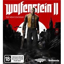 Wolfenstein II: The New Colossus (Steam KEY) + GIFT