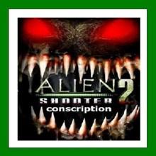 Alien Shooter 2 Conscription - Steam Region Free Sales