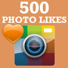 Instagram photo likes 500 Cheap. Free Instagram likes