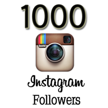 Instagram followers 1000  + free 2000 insta photo likes