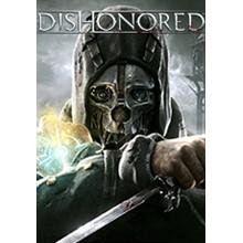 Dishonored (Steam KEY) + GIFT
