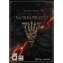 The Elder Scrolls Online Tamriel + Morrowind (Reg Free)