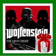 Wolfenstein The New Order - Steam Region Free