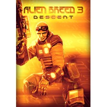 Alien Breed 3: Descent (Steam KEY) + GIFT