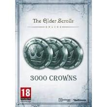 The Elder Scrolls Online: 3000 Crown Pack ✅(GLOBAL KEY)