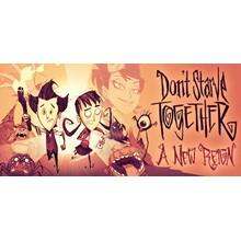 Dont Starve Together (Steam   RU/CIS)