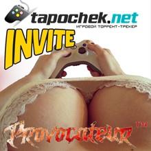 INVITE (invite) ON TAPOCHEK.NET (TAPOCHEK.NET) + Mail