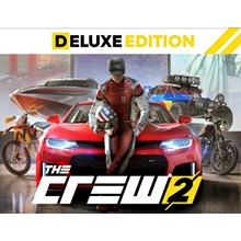 The Crew 2: Deluxe Edition (Uplay KEY) + GIFT