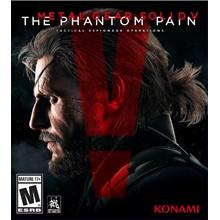 Metal Gear Solid V: The Phantom Pain ✅(STEAM KEY)