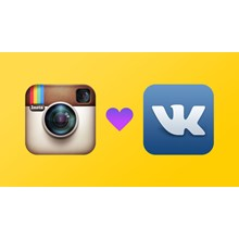 Automatic repo from Instagram on Vkontakte