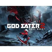 GOD EATER 2 RAGE BURST (Steam) RU+UA