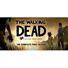 The Walking Dead: Season 1 Steam Key Region Free