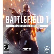 BATTLEFIELD 1 REVOLUTION (Origin/Region Free)+GIFT