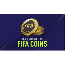 FIFA 18  PC Ultimate Team coins (comfort)