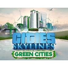 CITIES SKYLINES GREEN CITIES (STEAM) + GIFT