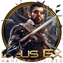 Deus Ex: Mankind Divided (Steam Gift)
