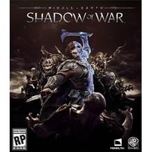 Middle-earth: Shadow of War Silver Ed. (Steam) RU/CIS