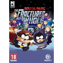 SOUTH PARK: THE FRACTURED BUT WHOLE (EU)   UPLAY   MULT