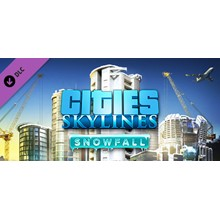 Cities: Skylines Snowfall  Official Key Wholesale Price