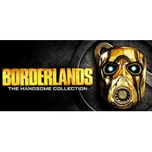 Borderlands The Handsome Collection key💳0% fees Card