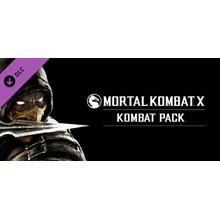 Mortal Kombat X - Kombat Pack (DLC) STEAM KEY /RU/CIS
