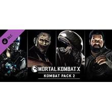 Mortal Kombat X - Kombat Pack 2 (DLC) STEAM KEY /RU/CIS