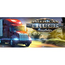 American Truck Simulator ✅(Steam Key/RU)+GIFT