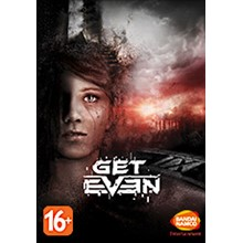 Get Even (Activation Key on Steam)