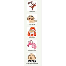 Stickers Vkontakte (Quickly, Guarantee, Cheap)