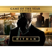 Hitman Game of the Year Edition (Steam KEY) + GIFT