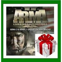 ARMA II 2 Combined Operations - Steam Key Region Free