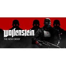 Wolfenstein: The New Order (STEAM GIFT / RU/CIS)