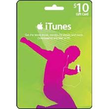 iTunes GIFT CARD 10$ USA