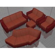 3D model of modular sofas Kalinka 26