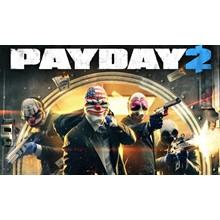 PAYDAY 2+Counter-Strike+Total War:SHOGUN2+Dota 2 1000h