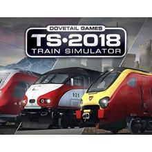 Train Simulator 2018 (Steam KEY) + GIFT