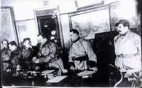 Необычное фото Сталина