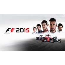 FORMULA F1 2015 💳NO COMMISSION / STEAM KEY