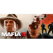 Mafia II: Definitive Edition + Classic Deluxe STEAM KEY