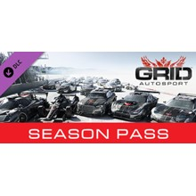 Grid Autosport Season Pass ✅(Steam Key/Global)+GIFT