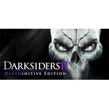 Darksiders II Deathinitive Edition (STEAM GIFT /RU/CIS)